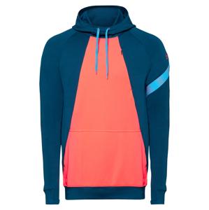 NIKE Sportovní mikina 'Dry Academy Pro'  korálová / tmavě modrá