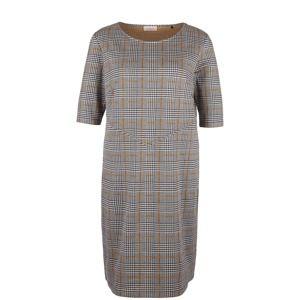 TRIANGLE Pouzdrové šaty  šedá