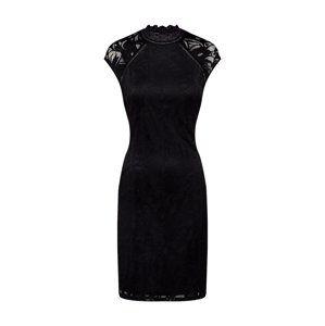 VILA Šaty 'STASIA'  černá
