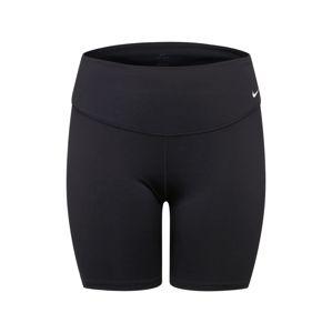 NIKE Funkční kalhoty 'One 7'  černá