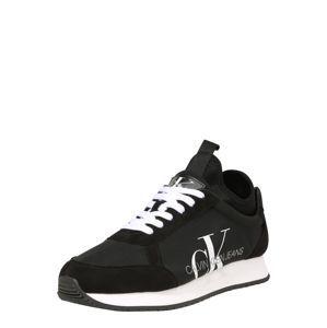 Calvin Klein Jeans Tenisky 'Jemmy'  černá / bílá