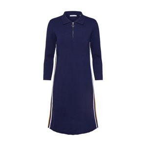 EDC BY ESPRIT Šaty 'pop dress'  námořnická modř