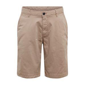 FYNCH-HATTON Chino kalhoty 'Bermuda'  béžová