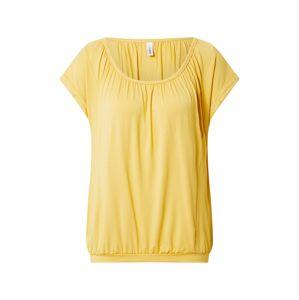Soyaconcept Tričko 'MARICA'  žlutá