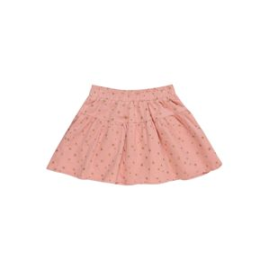 NAME IT Sukně 'NMFABADOT CORD SKIRT BR'  pink