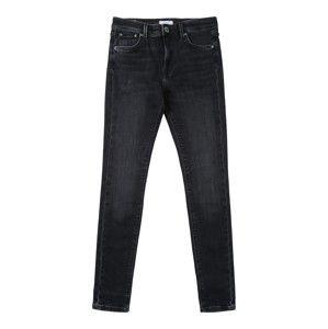Pepe Jeans Džíny 'PIXLETTE HIGH'  černá džínovina