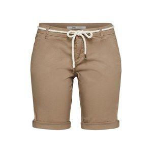 ONLY Kalhoty  tmavě béžová