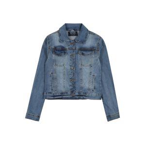 BLUE SEVEN Přechodná bunda  modrá džínovina