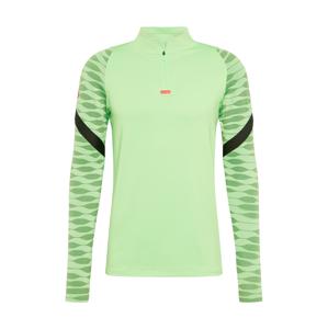 NIKE Funkční tričko 'Strike'  zelená / černá / mátová / svítivě oranžová