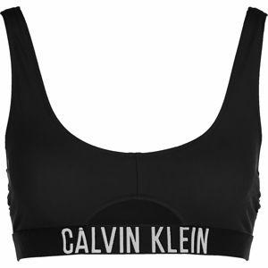 Calvin Klein Underwear Horní díl plavek  černá