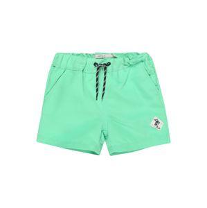 NAME IT Plavecké šortky  zelená / světle zelená