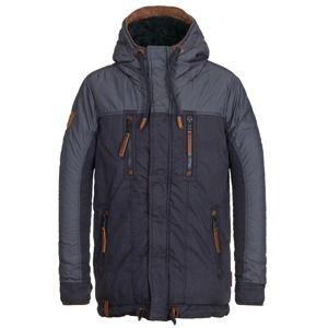 Naketano Zimní bunda 'Dule Savic'  námořnická modř