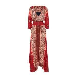 Free People Letní šaty 'MEXICALI ROSE'  červená
