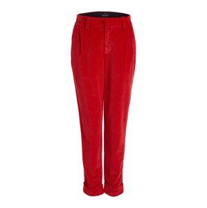 SET Chino kalhoty  červená