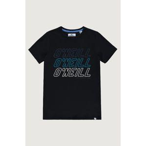O'NEILL Tričko 'All Year'  černá / bílá / modrá