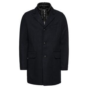S.Oliver Zimní kabát 'MANTEL'  noční modrá