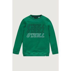 O'NEILL Mikina 'Beanie'  smaragdová / černá