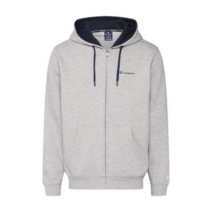 Champion Authentic Athletic Apparel Mikina s kapucí  šedá