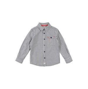 ESPRIT Košile  námořnická modř / bílá