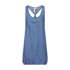 Alife And Kickin Letní šaty 'CameronAK'  modrá džínovina / tmavě modrá