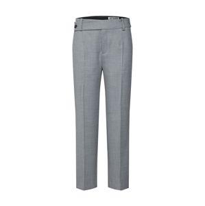 DRYKORN Kalhoty s puky 'BEGIN 120014'  šedá