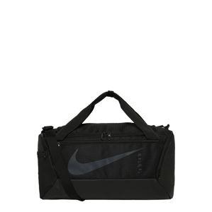 NIKE Sportovní taška 'Brasilia'  černá