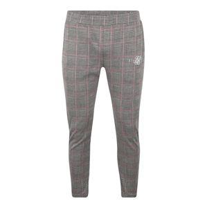 SikSilk Kalhoty  růžová / šedá