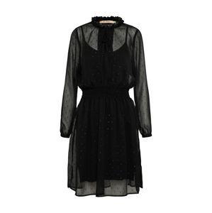 RUE De FEMME Koktejlové šaty 'Maja'  černá