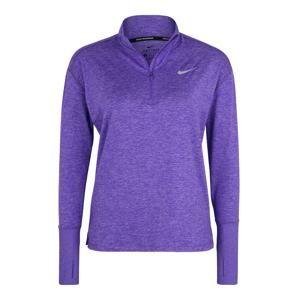 NIKE Funkční tričko  fialová