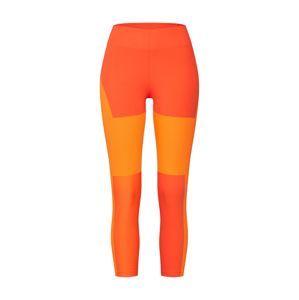 NIKE Sportovní kalhoty 'W NK Tech Pack Crop'  oranžová / tmavě oranžová