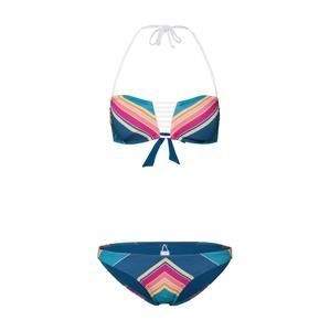 RIP CURL Bikiny 'GOLDEN HAZE BANDEAU SET'  mix barev