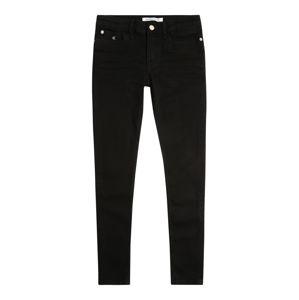 Calvin Klein Jeans Džíny 'MR SUST BLACK'  černá džínovina