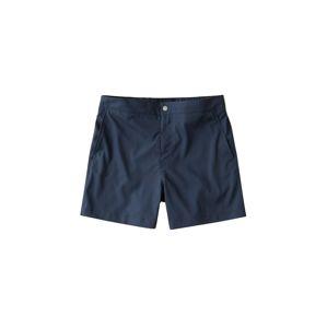 Abercrombie & Fitch Plavecké šortky 'Resort'  námořnická modř