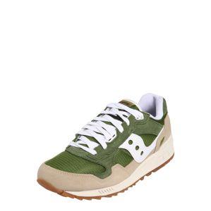 Saucony Sportovní boty 'Shadow 5000'  béžová / zelená