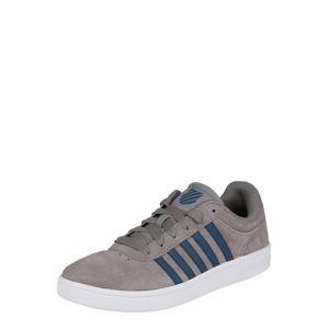 K-SWISS Tenisky 'Court Cheswick Suede'  tmavě modrá / světle šedá / bílá