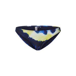 Superdry Spodní díl plavek 'Era'  tmavě modrá / modrá / mix barev / svítivě žlutá