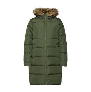 GAP Zimní kabát  tmavě zelená
