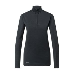 ENDURANCE Funkční tričko 'Niaga'  černý melír
