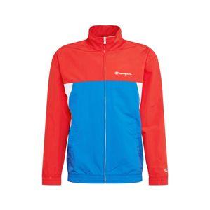 Champion Authentic Athletic Apparel Sportovní bunda  červená / královská modrá / bílá