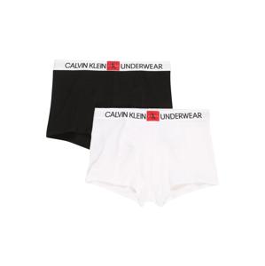 Calvin Klein Underwear Spodní prádlo  bílá / černá / světle červená