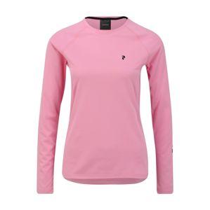 PEAK PERFORMANCE Funkční tričko 'PRO CO2'  růžová