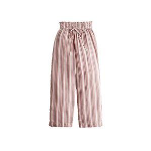HOLLISTER Kalhoty 'CHAIN SET UHR'  bílá / růžová