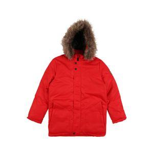 NAME IT Zimní bunda  červená