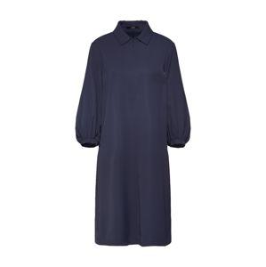 Someday Košilové šaty 'Qedrik'  tmavě modrá