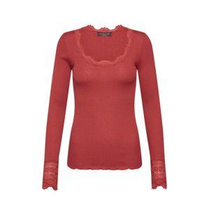 Rosemunde Tričko  rezavě červená