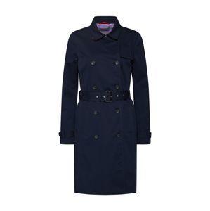 CINQUE Přechodný kabát  námořnická modř