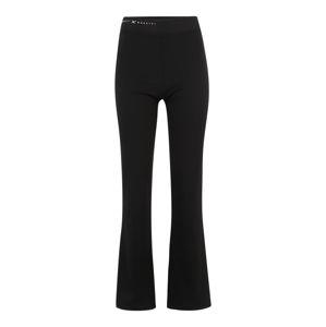 MOROTAI Sportovní kalhoty 'NAKA WB Flared Jogger'  černá