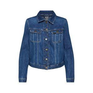 Lee Přechodná bunda 'Rider Jacket'  modrá džínovina