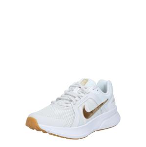NIKE Běžecká obuv 'Run Swift 2'  zlatá / béžová