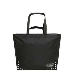 Calvin Klein Nákupní taška 'PRIMARY PSP20'  černá